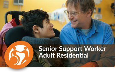 Senior Support Worker  | Penhayes