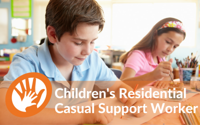Casual Support Worker | Cardiff