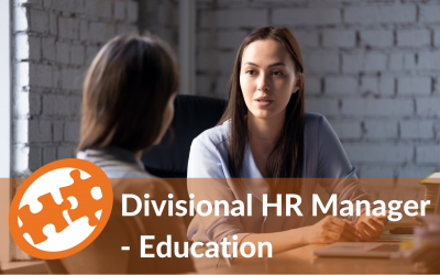 Divisional HR Manager – Education | Preston