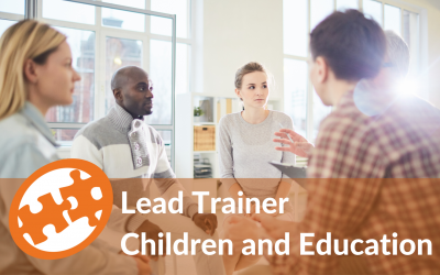 Lead Trainer – Children & Education | Wolverhampton