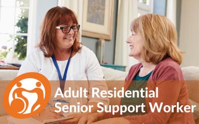 Senior Support Worker | Hitchin, Hertfordshire